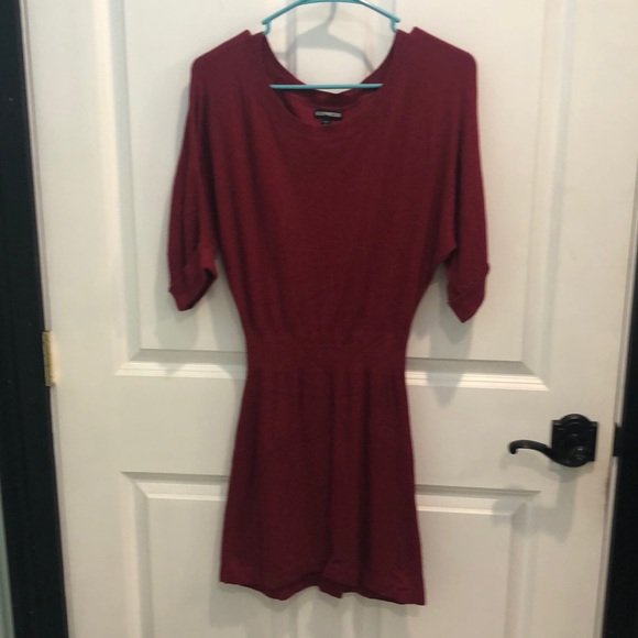 Express Dresses & Skirts - Express mini sweater dress